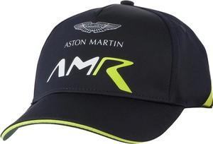Czarna czapka Aston Martin Racing