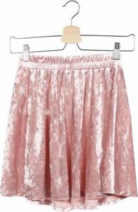 Różowa spódniczka dziewczęca H&M