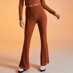 Spodnie Cropp w stylu retro