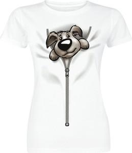 T-shirt Puppy z bawełny