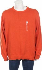 Pomarańczowy sweter Covington