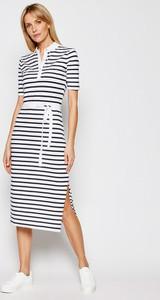 Sukienka Tommy Hilfiger w stylu casual