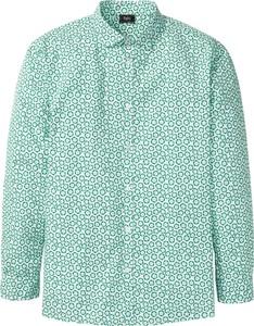 Zielona koszula bonprix bpc bonprix collection