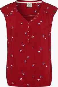 Czerwona bluzka Ragwear