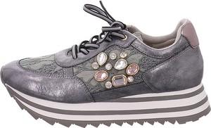Sneakersy Laufsteg sznurowane
