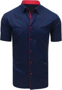 Niebieska koszula Dstreet