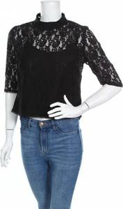 Czarna bluzka Jack Wills z długim rękawem