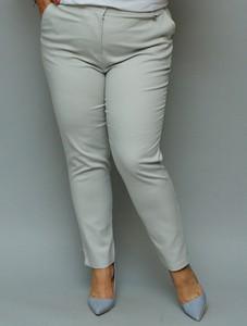 Spodnie KARKO z tkaniny w stylu casual
