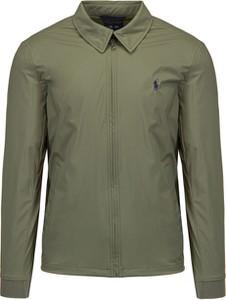 Zielona kurtka POLO RALPH LAUREN w stylu casual