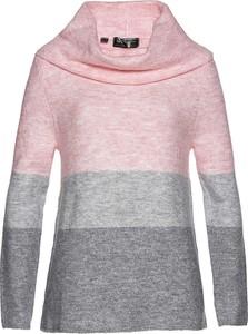Szary sweter bonprix bpc selection