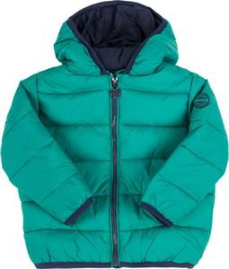 Zielona kurtka dziecięca Primigi