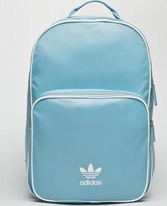 Błękitny plecak męski Adidas Originals