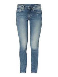 Niebieskie jeansy G-Star Raw w stylu klasycznym