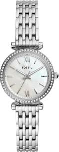 Zegarek FOSSIL - Carlie Mini ES4647 Silver