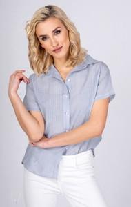 Koszula Zoio z bawełny w stylu casual