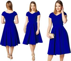 16dd7ab0d9 sukienka szyta z koła - stylowo i modnie z Allani