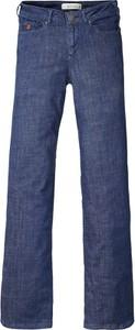 Niebieskie jeansy Scotch & Soda w stylu casual