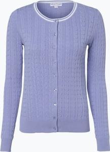 Błękitny sweter marie lund