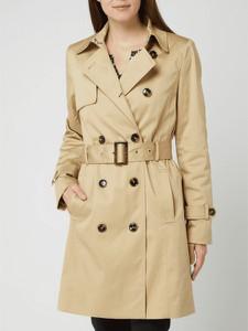 Płaszcz Jake*s Collection w stylu casual z bawełny