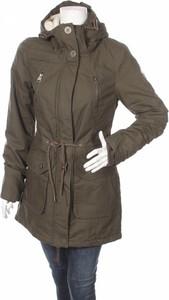 Zielona kurtka Ragwear w stylu casual