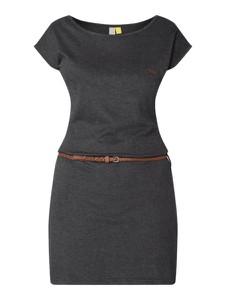 Sukienka Alife & Kickin z krótkim rękawem z bawełny w stylu casual