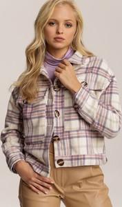 Kurtka Renee krótka w stylu casual