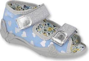 Buty dziecięce letnie Befado dla dziewczynek