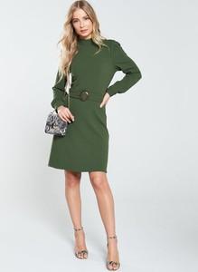 Sukienka V by Very z golfem mini