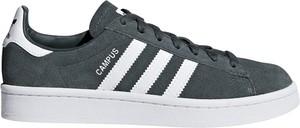 Trampki Adidas Originals z płaską podeszwą w młodzieżowym stylu