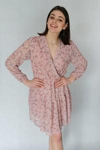 Sukienka Endoftheday z dekoltem w kształcie litery v mini