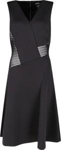 Sukienka DKNY bez rękawów trapezowa