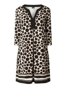 Sukienka S.Oliver Black Label mini w stylu casual z długim rękawem