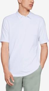 T-shirt Under Armour z bawełny z krótkim rękawem w sportowym stylu