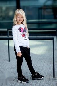 Bluzka dziecięca All For Kids z bawełny bez rękawów