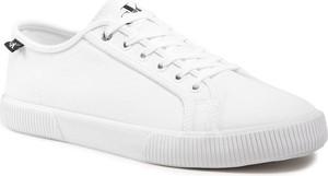 Calvin Klein Jeans Tenisówki Vulcanized Sneaker Laceup Co YM0YM00068 Biały