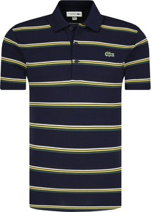 T-shirt Lacoste w stylu casual