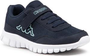 Buty sportowe dziecięce Kappa na rzepy