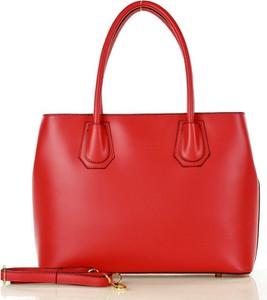 Czerwona torebka MAZZINI
