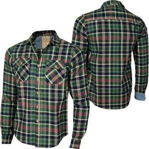 Koszula Patria Mardini z długim rękawem z bawełny