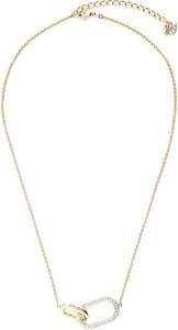 Swarovski Naszyjnik Necklace Med 5566227 Złoty
