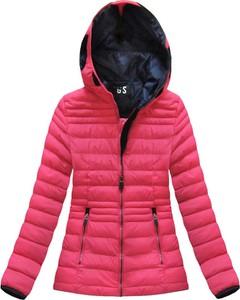Różowa kurtka Go-Start w stylu klasycznym