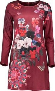 Sukienka 101 Idees z zamszu mini