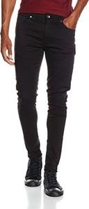 Czarne jeansy Enzo