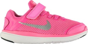 Różowe trampki dziecięce Nike