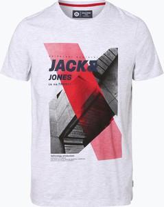 T-shirt Jack & Jones w młodzieżowym stylu