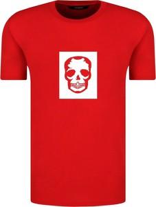T-shirt Zadig & Voltaire w młodzieżowym stylu z krótkim rękawem