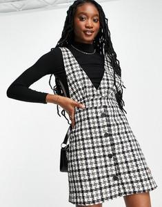 Sukienka New Look z tkaniny z długim rękawem