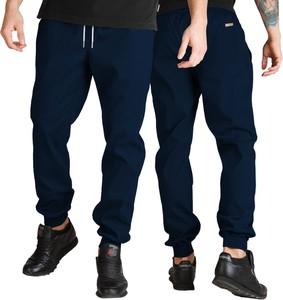 Niebieskie spodnie Patriotic