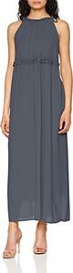 Sukienka Only z długim rękawem prosta maxi