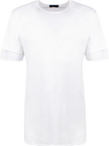 T-shirt Xagon z krótkim rękawem z tkaniny